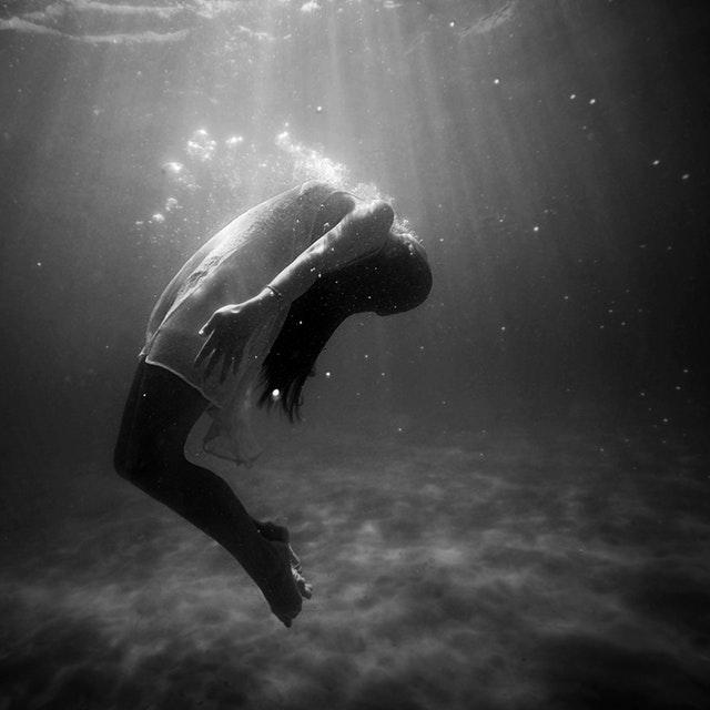Daily Haiku: Drowning